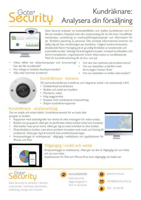 PDF: Kundräknare: Analysera din försäljning
