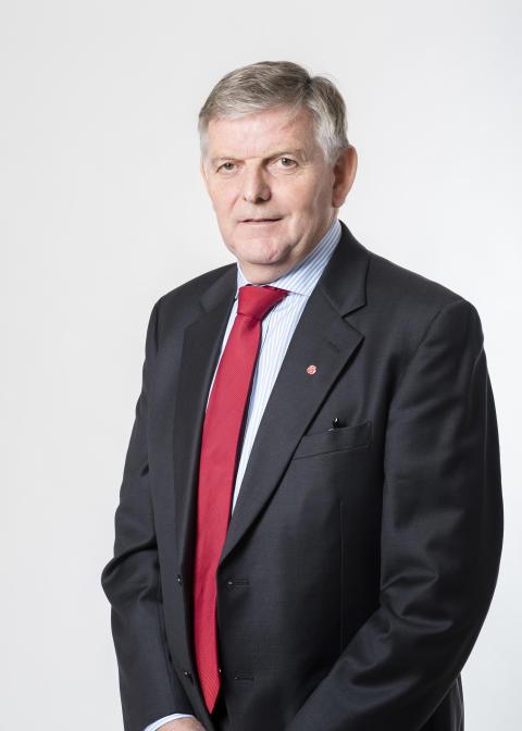 Anders Karlsson föreslås bli regionfullmäktiges ordförande