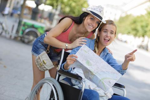 Från ord till handling om unga med funktionshinder