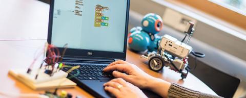 Programmering i klassrummet