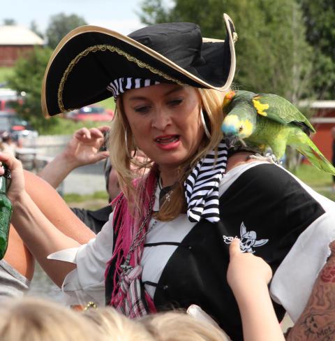 Piratfestivalen i Östersund