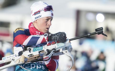Eckhoff står over normaldistansen i Østersund