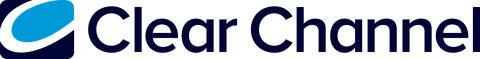Clear Channel logo (valkoinen tausta)