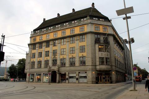 Stordalen bringer New York til Oslo