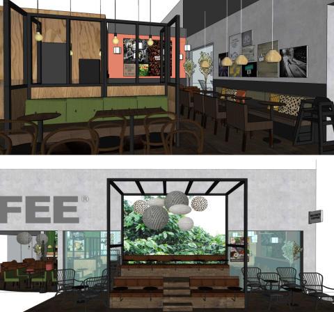 Wayne´s Coffees expansion fortsätter i nya Eurostop i Halmstad