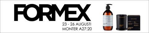Vi ses på Formex i augusti!