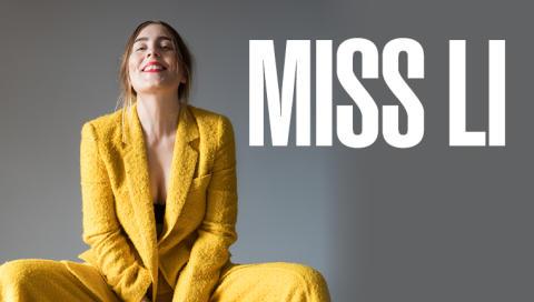 Miss Li – extrainsatta turnédatum i Göteborg och Stockholm!