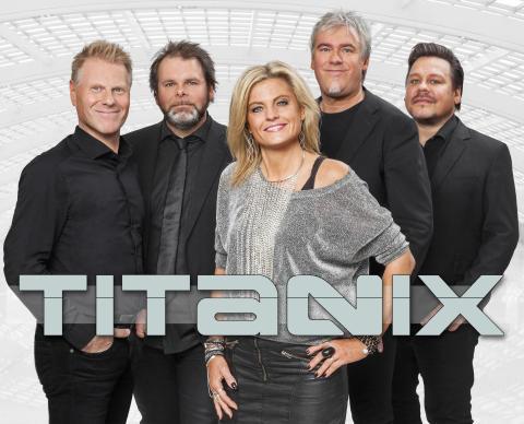 Titanix - Sommartorsdagarna® - 26 juli
