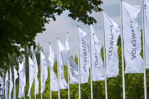 Volkswagen bildar European Battery Union med svenska Northvolt