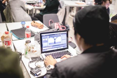 Workshop i fotografering