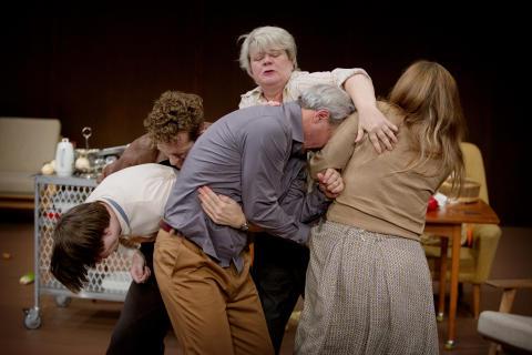 Dansteater i Norénland öppnar spelåret på Lillan