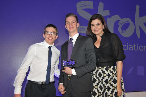 Edinburgh schoolboy wins national Life After Stroke Award