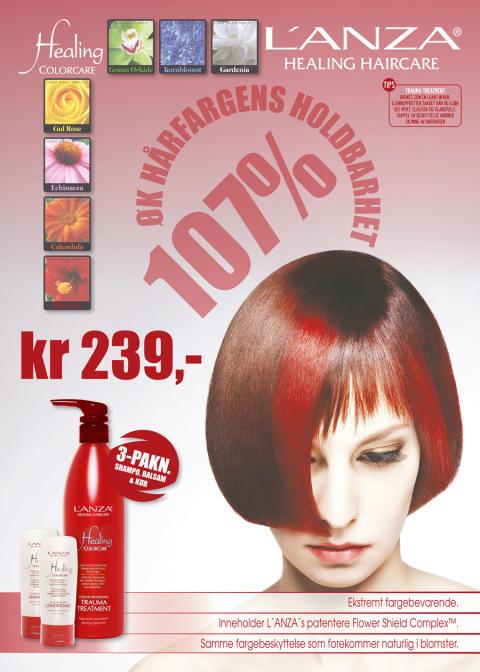 Førstehjelp til håret: Trauma Treatment