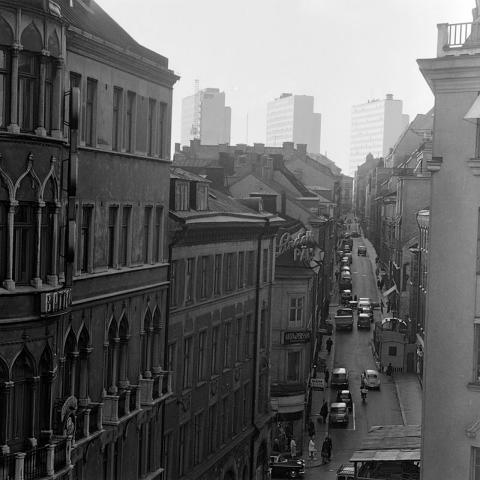 Stockholms arkitektur i ett nötskal