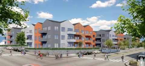 I am Home utvecklar 200 lägenheter i Nykvarn