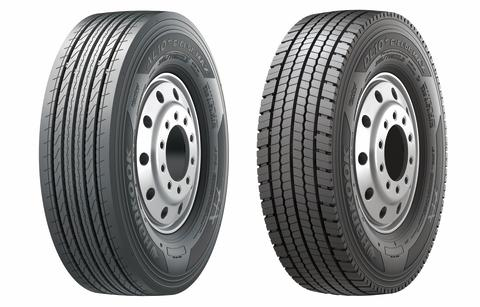 Hankook originaldekk for MAN i 36 dimensjoner