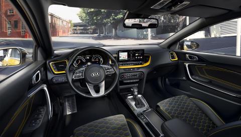 Kia XCeed interior