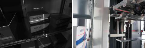 Integration von Basler Kameras: Magazino veröffentlicht ROS-Software Paket