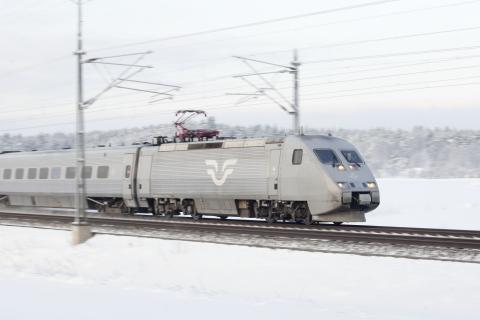 Sveriges populäraste tåg får ny teknik