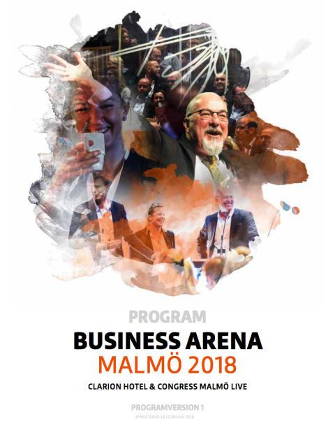 Se den första versionen av programmet till BA Malmö