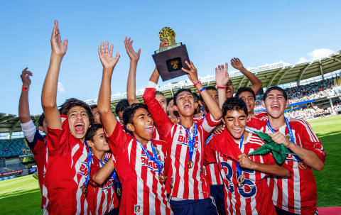 Mexican champions