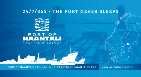 Port of Naantali