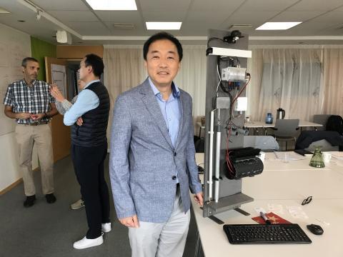 Sydkoreanskt intresse för svensk fjärrvärmeteknik