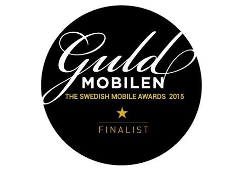 The digital platform Zmarta named finalist at the Swedish Mobile Awards