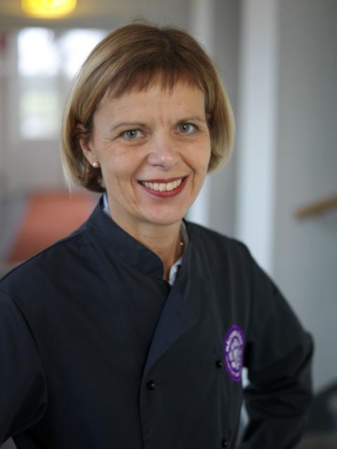 Lill Spenninge är ny verksamhetsledare för Måltidsglädje