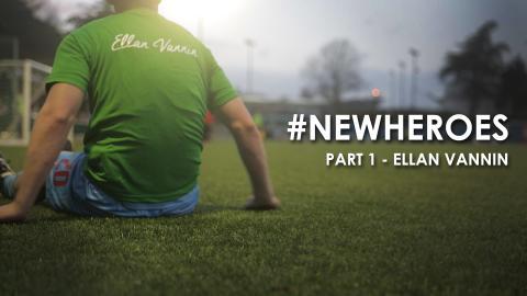 #NewHeroes hyllar fotbollens verkliga hjältar – premiär idag