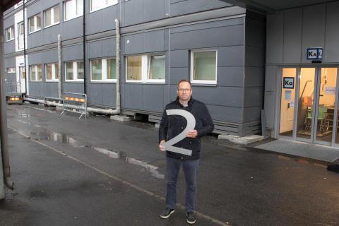 Norrlands universitetssjukhus får gatunamn och gatunummer