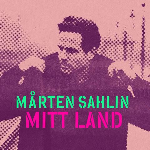 Mårten Sahlin - Mitt land_omslag_4K