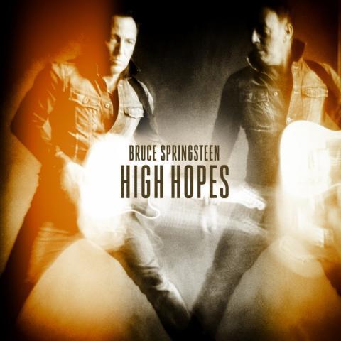 """Bruce Springsteens nya album """"High Hopes"""" går rakt in på förstaplatsen i USA"""