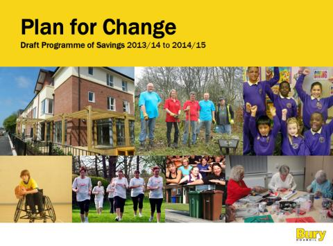 Hundreds take part in Plan for Change consultation