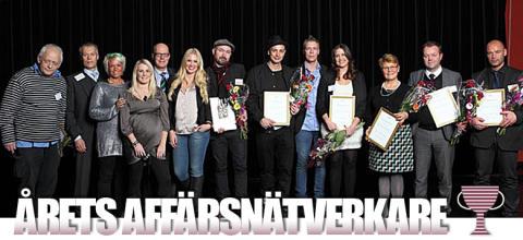 Alexander Wallin nominerad till Årets Affärsnätverkare 2012!