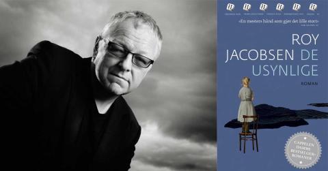Roy Jacobsen kan vinne Bookerprisen neste uke!