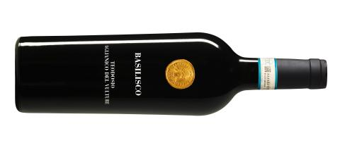 Den 2:a sepember lanserar We & Wine:  Basilisco Teodosio Aglianico del Vulture 2017 i fasta sortimentet på Systembolaget.