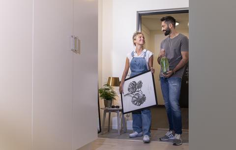 Statligt startlån för unga kortar tiden till första bostaden med sju år