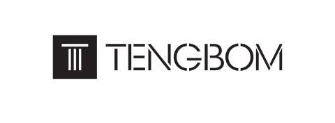 Tengbom logotyp - CMYK