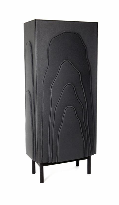 Dark Layer Cabinet
