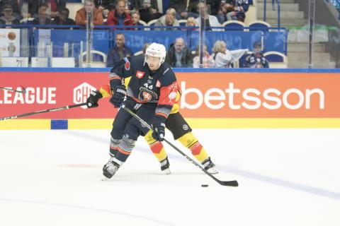 Betsson ny officiell sponsor till Champions Hockey League