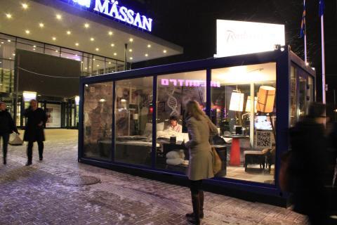 Fullbelagt på Radisson Blu Riverside i Göteborg: hotelldirektören övernattar i nytt rum vid TUR-mässan!