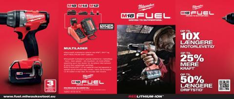 Milwaukee M18 FUEL™ brochure