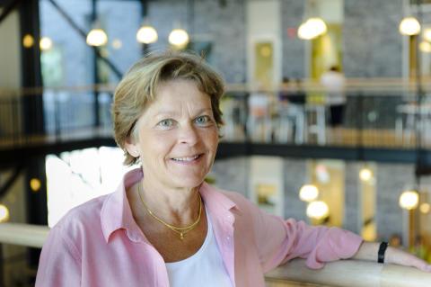 Cecilia Langemark, chef konstarterna Kultur Skåne/Region Skåne