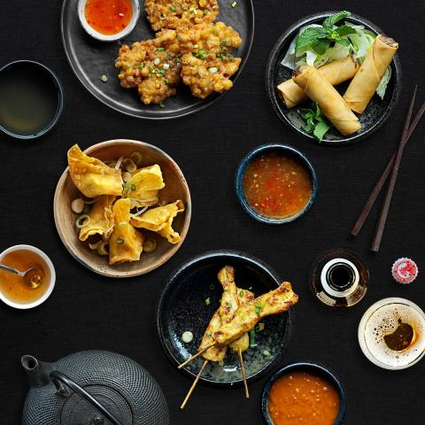 Smag Thailand: Restaurant i Odense