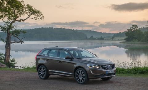 Volvo Car Group rapporeterar försäljningen för oktober