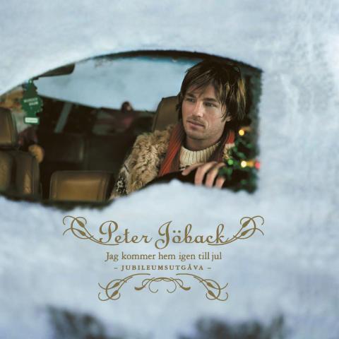 Peter Jöback är kung i jul.