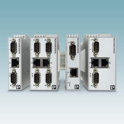 Ethernet-IP till Modbus TCP/RTU
