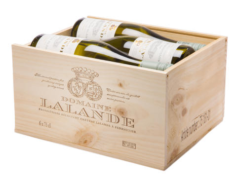 Nyhet på Systembolaget - Domaine Lalande Sauvignon Blanc 2014