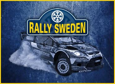 Webbapp ger snabbaste informationen till Rally Sweden!